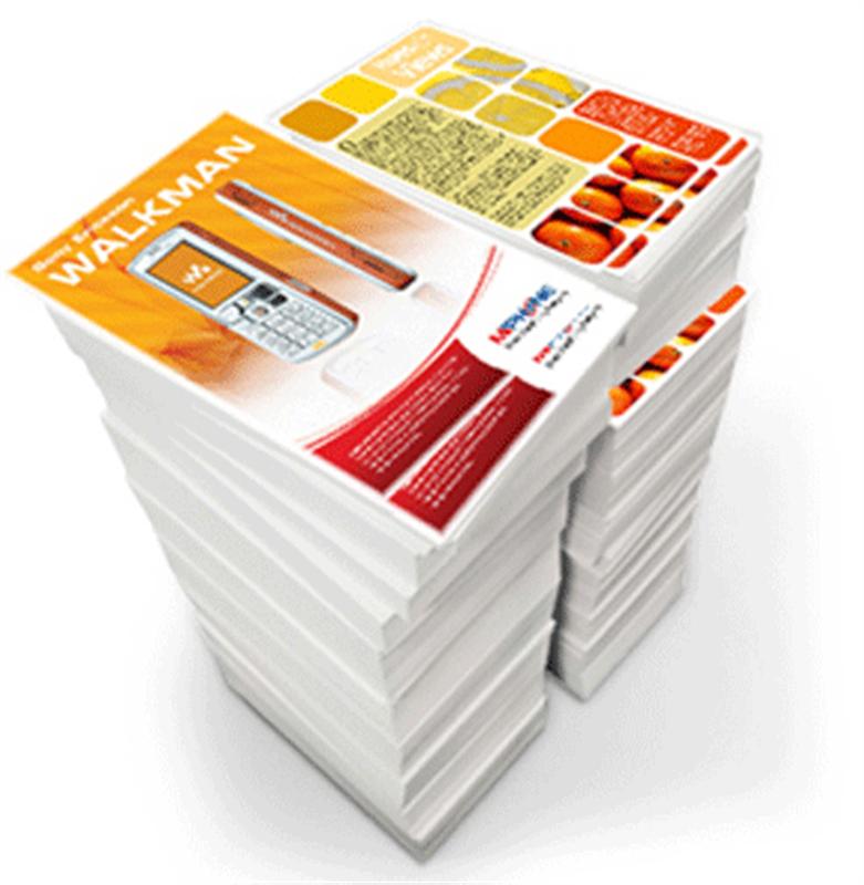 Color 85 X 14 Digital Prints Copies